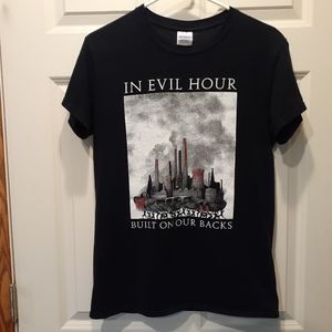 Other - In Evil Hour Band Tshirt 🖤